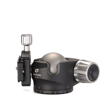 Leofoto LH-55 Ball Head with QP-70 Plate