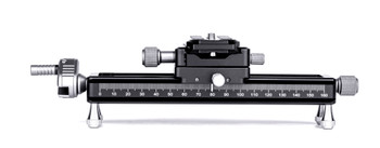 NiSi Macro Focusing Rail NM-180 with 360 Degree Rotating Clamp