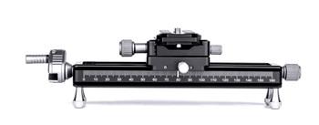 NiSi Macro Focusing Rail NM-180 with 360 Degree Rotating Clamp
