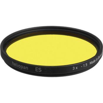 43mm Heliopan Yellow 12 (Med-Dark) SH-PMC Slim Filter