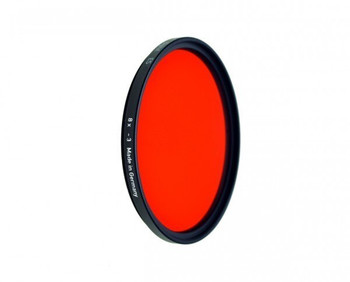 43mm Heliopan Red 25 SH-PMC Slim Filter