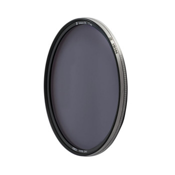 82mm NiSi Ti Enhanced CPL Circular Polariser Filter (Titanium Frame)