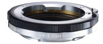 Voigtlander VM/E Close Focus Adapter (Leica M Mount Lenses to Sony E Mount Cameras) Rated 9+/10