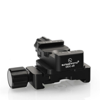 Sunwayfoto MCP-01 Mini Clamp Package with Two DDC-26 and Mini-mate