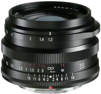 Voigtländer NOKTON 35mm f/1.2 X Lens (Fuji X Mount)