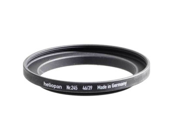 46mm to 39mm Heliopan step down ring. Special order.