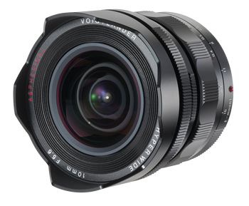 Voigtlander 10mm f5.6 Hyper Wide Heliar Aspherical Lens - Sony E Mount