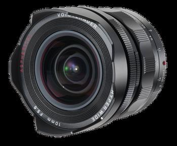 Voigtlander 10mm f5.6 VM Hyper Wide Heliar Asperical Lens - Leica M Mount