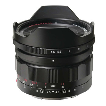 Voigtlander 15mm f4.5 Super Wide Heliar III Lens -Sony E Mount