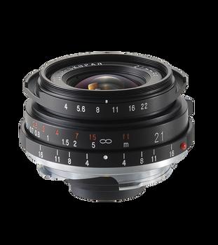 Voigtlander 21mm f4.0 Color Skopar Pancake Lens - Leica M Mount