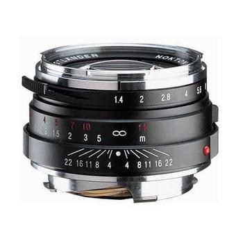 Voigtlander 40mm f1.4 MC Nokton Lens - Leica M Mount