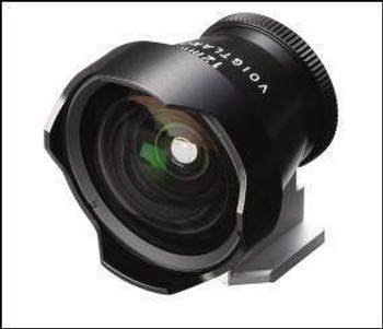 Voigtlander 12mm Metal Viewfinder (Black)