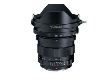Voigtlander 10.5mm f0.95 Nokton MFT Lens
