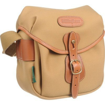Billingham Hadley Digital Khaki Canvas with Tan Leather