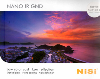 NISI 100x150mm Grad ND Filter 4 Stops