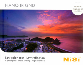 NISI 100x150mm Grad ND Filter 2 Stops
