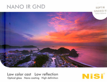 NISI 100x150mm Grad ND Filter 3 Stops