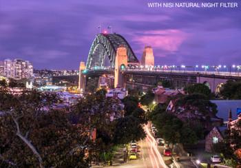 77mm NiSi Natural Night Filter (Light Pollution Filter)