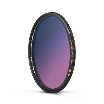 NiSi 77mm Nano Coating Graduated Neutral Density Filter GND16 1.2 (4 Stops)