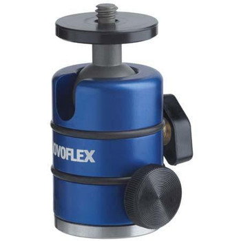 Novoflex 19P Ball & Socket Head with Pan Base