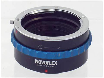 Novoflex FUX/NIK Adapter - Nikon F & G Mount Lenses to Fuji X-Mount