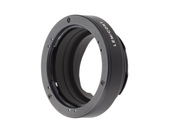 Novoflex LEM/CONT Adapter - Contax/Yashica Mount Lenses to Leica M Mount Cameras. (Usually ships in 7 to 14 days)