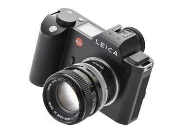 Novoflex LET/CAN Adapter - Canon FD Lenses to Leica L Camera Mount (CL/T/TL/SL)