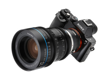 Novoflex NEX/EOS Adapter - Manual Canon EF mount Lenses to Sony E-Mount Cameras