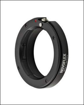 Novoflex NEX/LEM Adapter - Leica M Lenses to Sony E-Mount Cameras