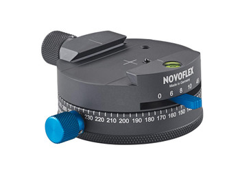 Novoflex PANORAMA=Q 6/8 II Panorama Plate (Usually ships in 7 to 14 days)