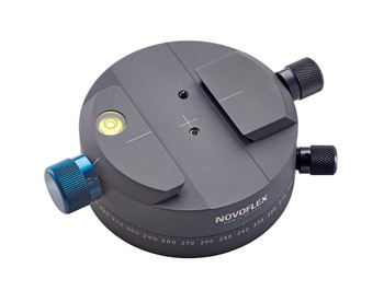 Novoflex PANORAMA=Q PRO Panorama Plate (Usually ships in 7 to 14 days)