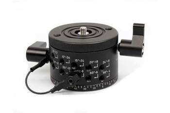 SunwayFoto DDP-64M Indexing Rotator for Panorama Heads