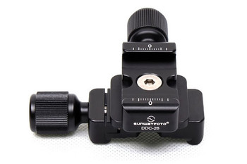 SunwayFoto MCP-01 Mini-Clamp Package