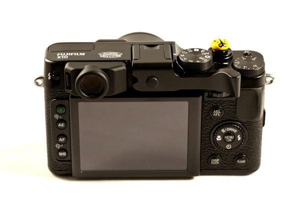Thumbs Up EP-6S Black Grip for Fuji X10/X20 Cameras
