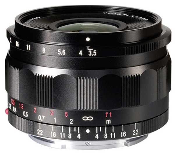 Voigtlander 21mm f/3.5 Color-Skopar Aspherical Lens - Sony E Mount