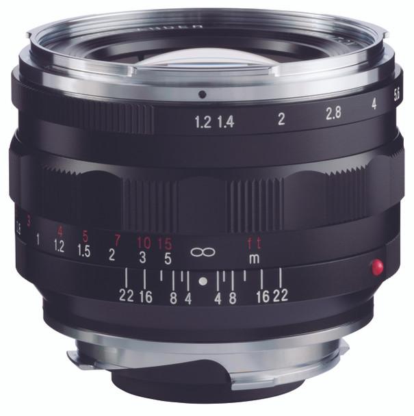 Voigtländer 40mm f/1.2 Nokton Aspherical Lens - Leica M Mount