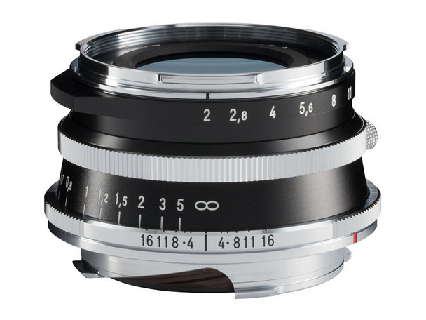 Voigtlander Ultron 35mm f/2 Aspherical Lens VM - Leica M Mount