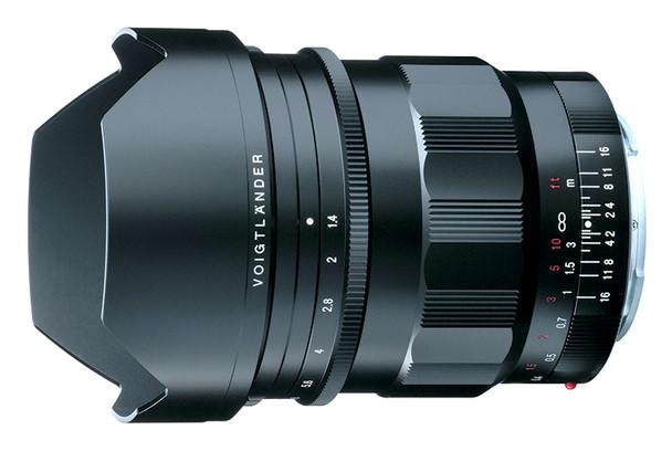Voigtländer 21mm f/1.4 Nokton Aspherical Lens - Sony E Mount