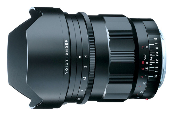 Voigtländer 21mm f/1.4 Nokton Aspherical Lens - Sony E Mount