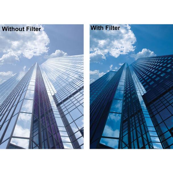 B+W 58mm Circular Polariser MRC Filter