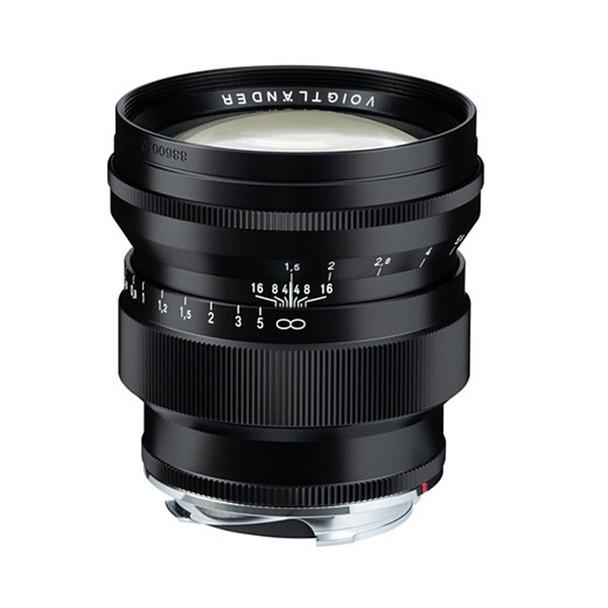 Voigtlander Nokton Vintage Line 75mm f/1.5  Aspherical VM (Black) - Leica M Mount