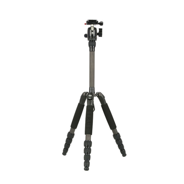 Sirui T-025SK Carbon Fiber Tripod with B-00K Ball Head (New Improved Model)