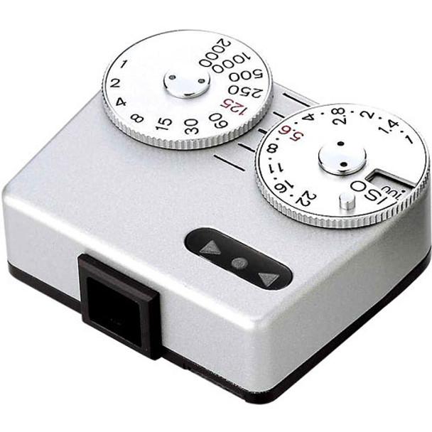 Voigtlander VC II Exposure Meter (Silver)