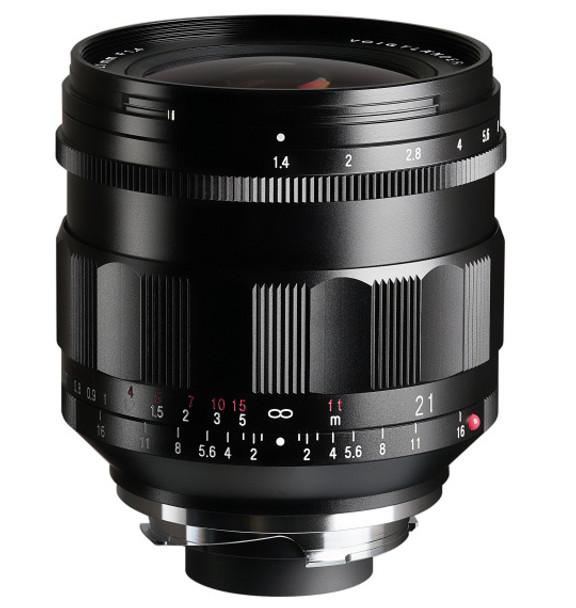 Voigtländer Nokton 21mm f/1.4 Aspherical lens - M Mount