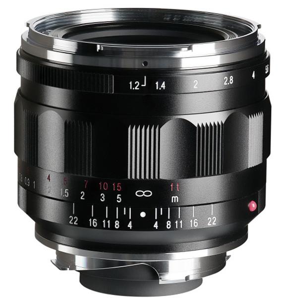 Voigtlander Nokton 35mm f/1.2 III lens (M Mount) Available April 2020