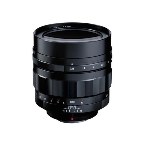 Voigtlander 60mm f0.95 Nokton MFT Lens  Available April 2020