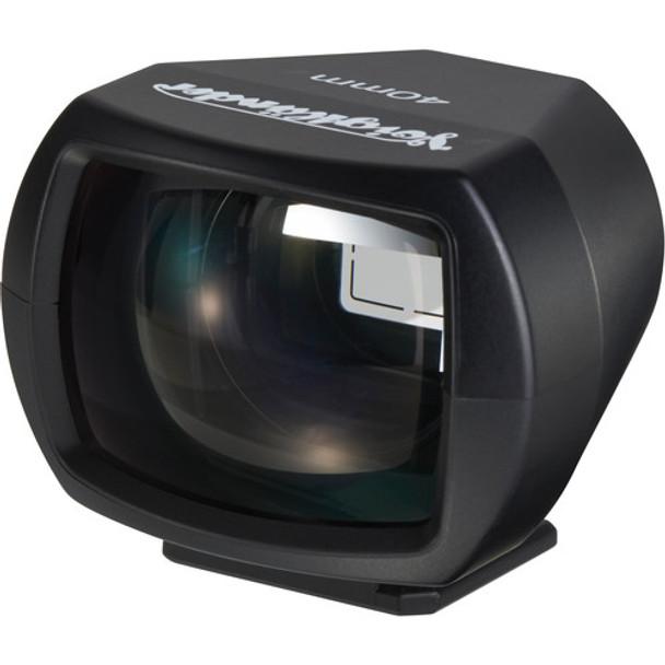 Voigtlander Viewfinder for 40mm Lens - Black Plastic