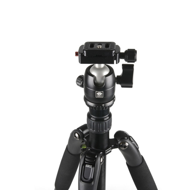 Sirui T-004SK Aluminium Tripod with B-00K Ball Head