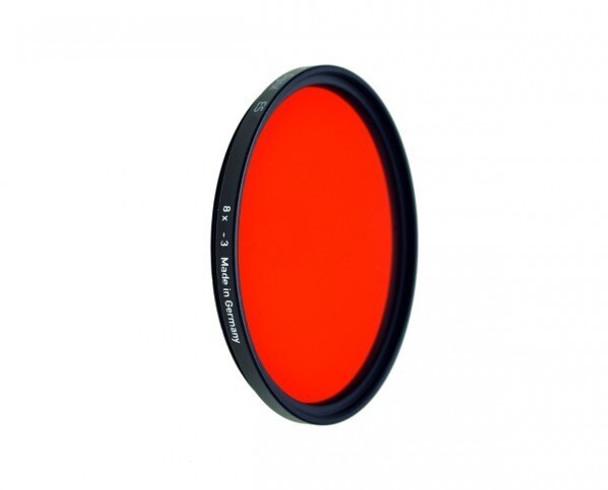 43mm Heliopan Red 25 SH-PMC Slim Filter