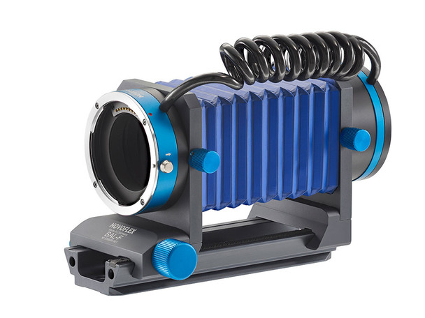 Novoflex Auto Bellows for L-Mount (Delivery 14 to 21 Days)